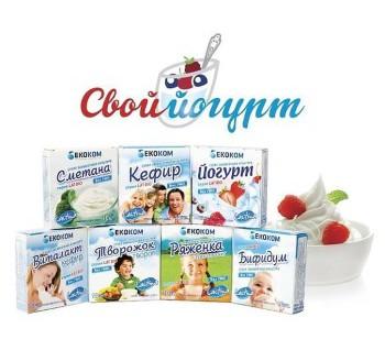SvoiYogurt